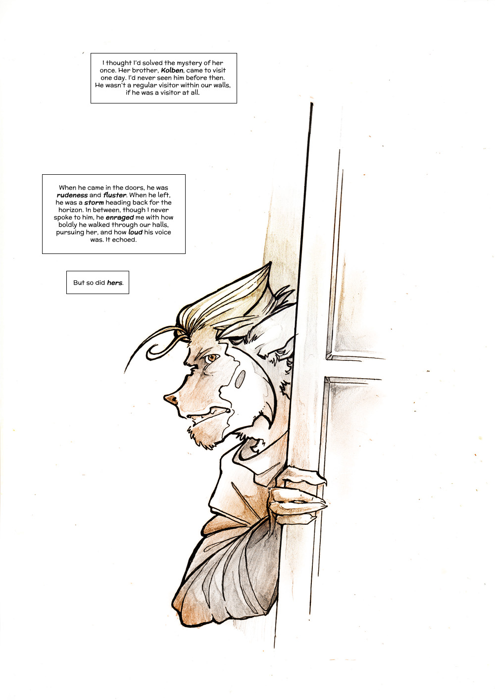 Chapter Three: Jamet's Story: Page 77