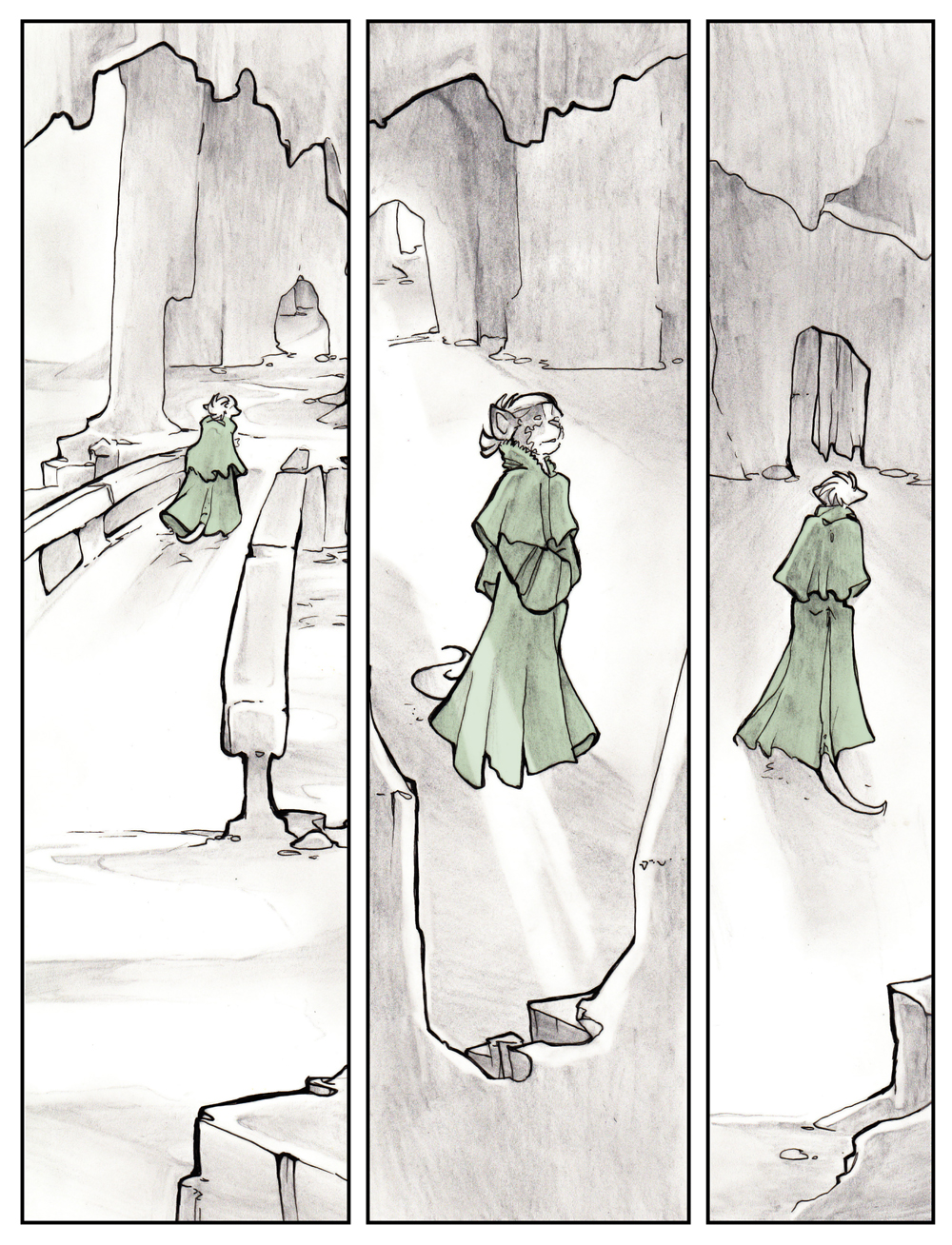 Chapter Three: Jamet's Story: Page 96