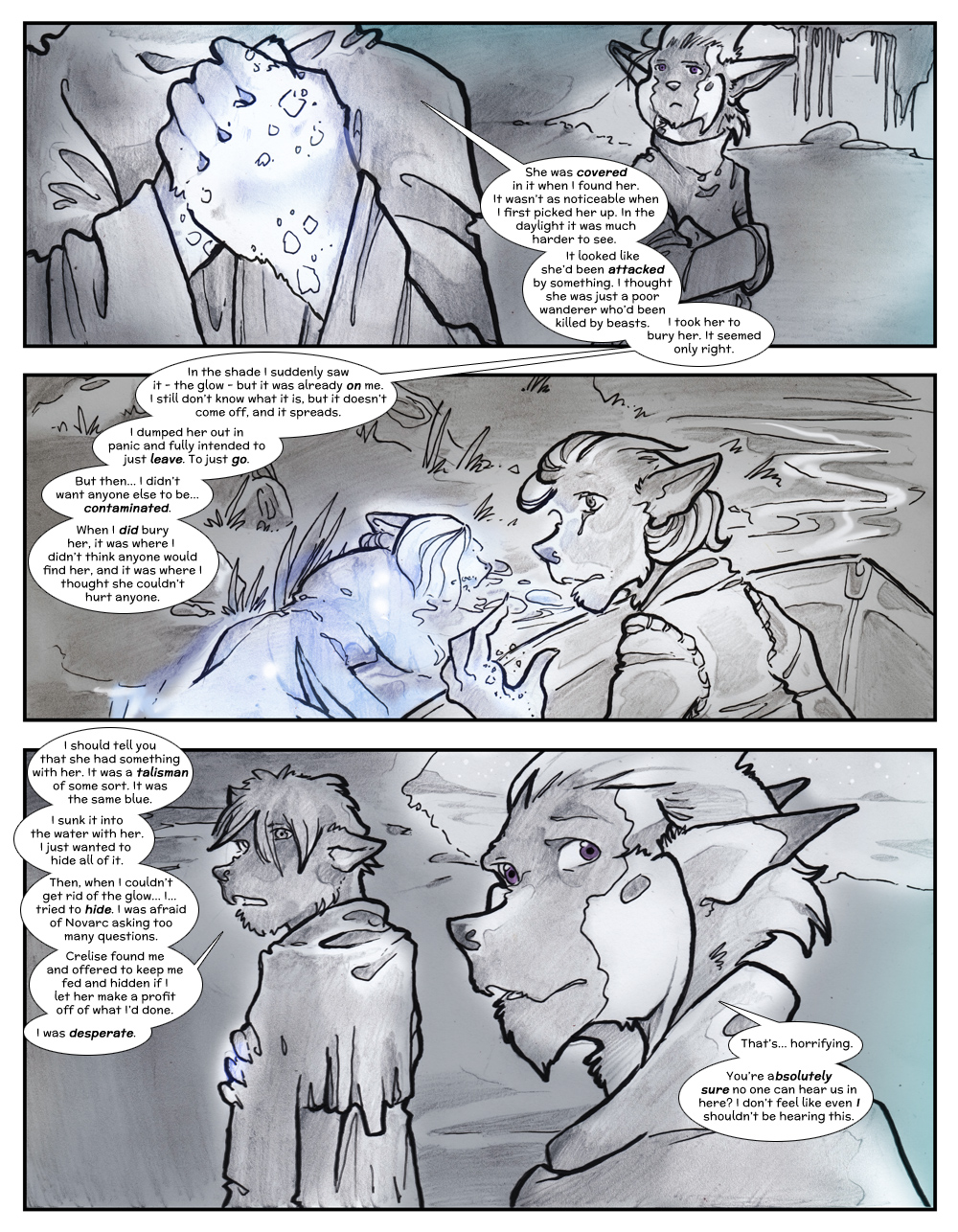 Chapter Three: Jamet's Story: Page 137