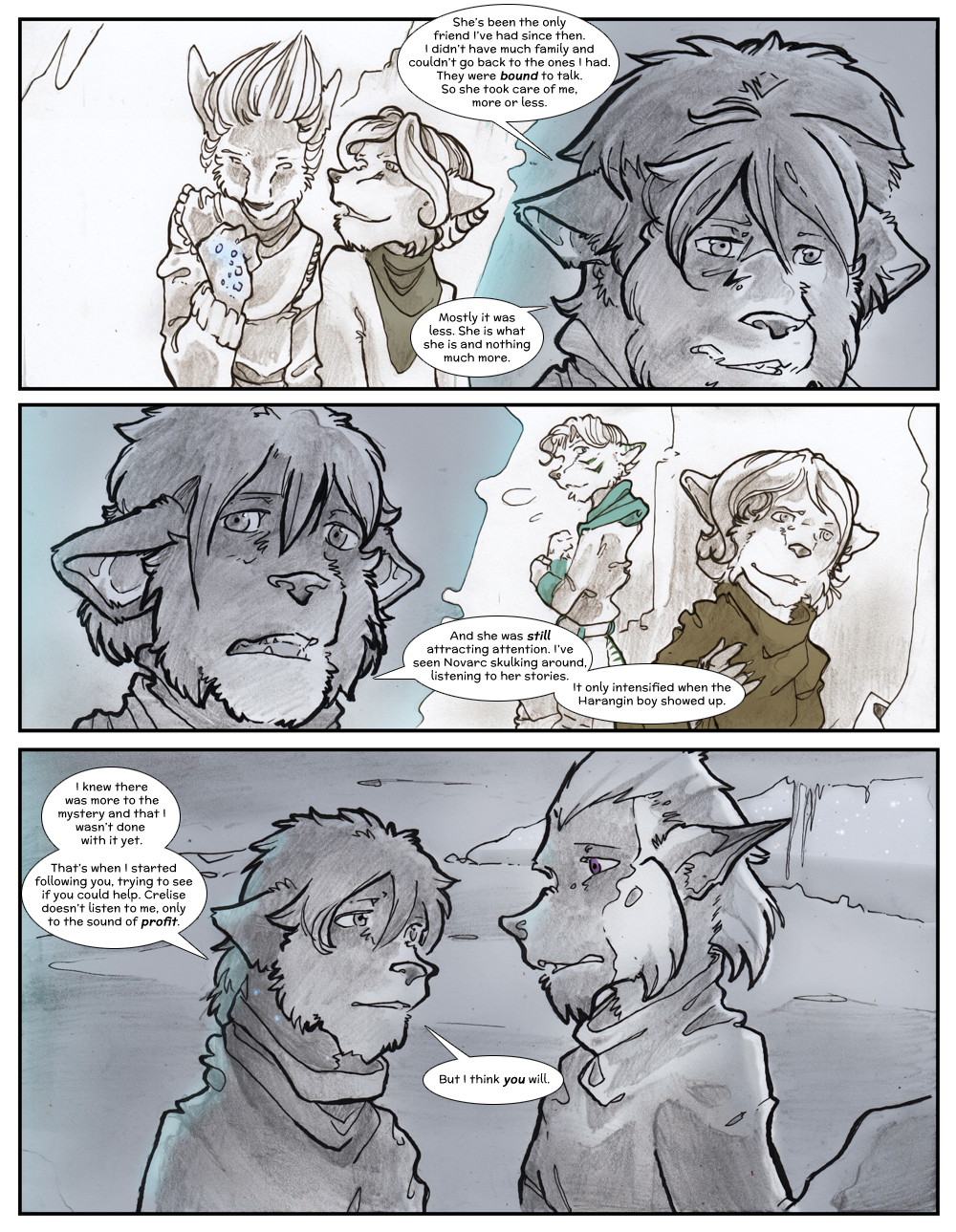 Chapter Three: Jamet's Story: Page 138