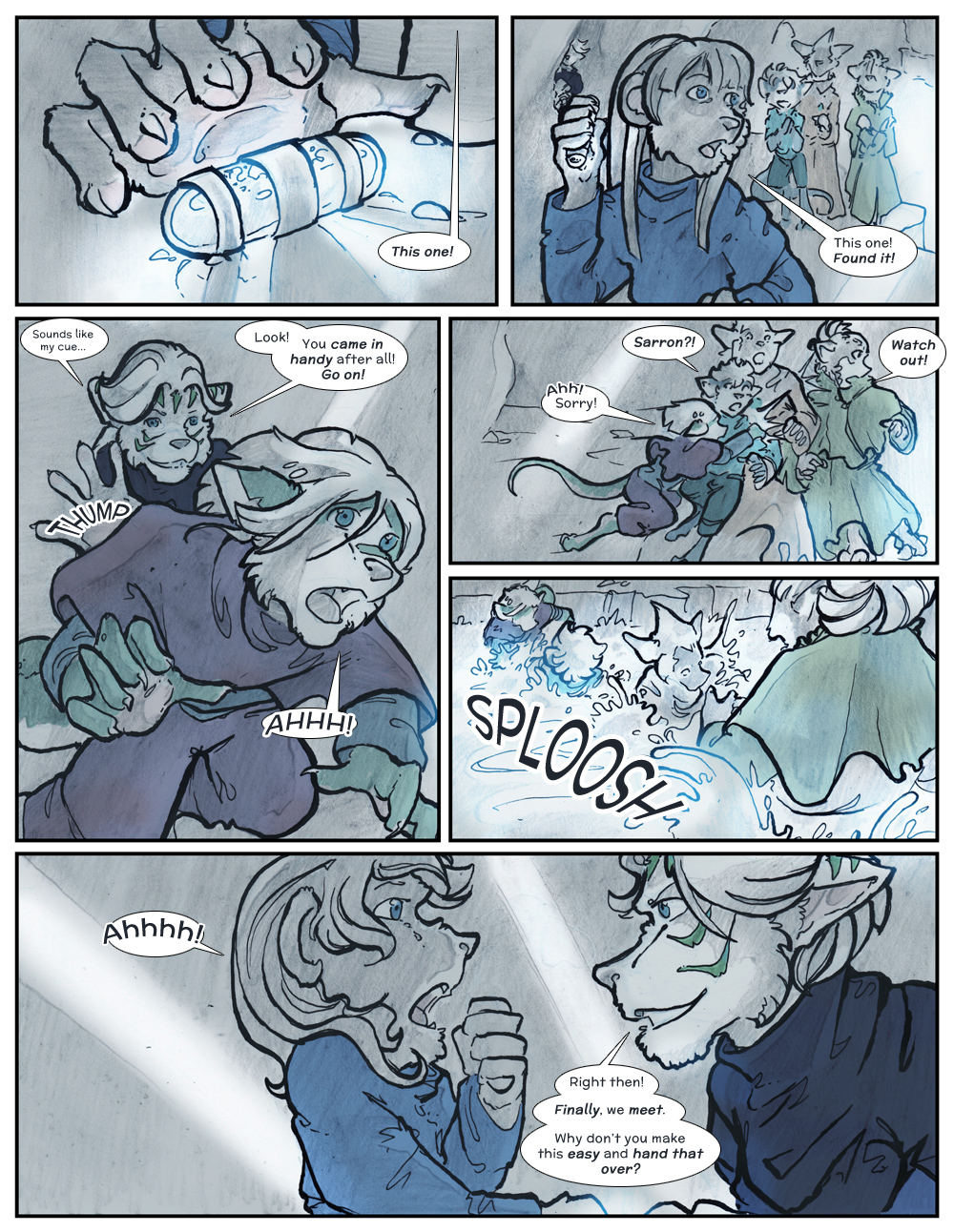 Chapter Three: Jamet's Story: Page 189