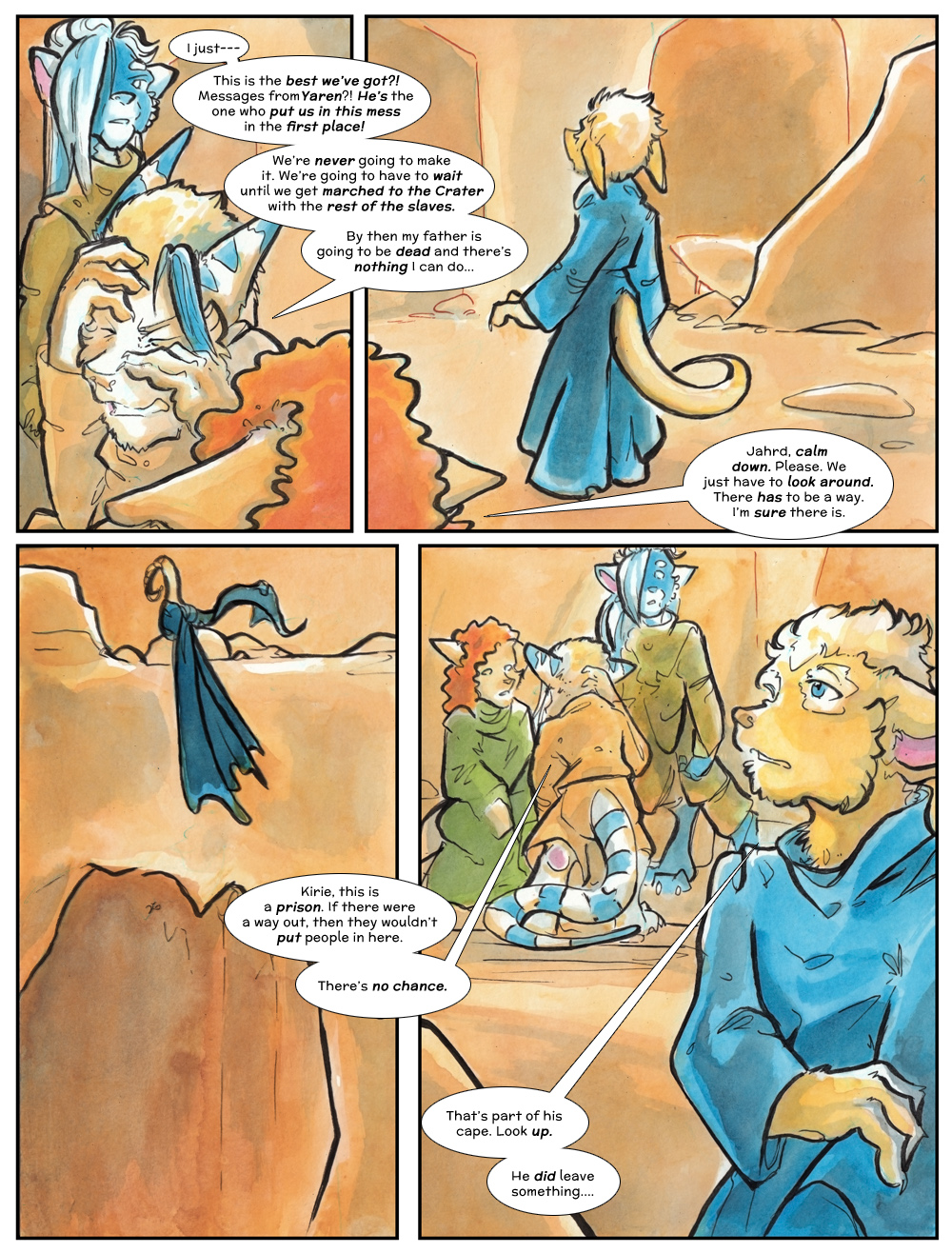 Chapter Three: Jahrd's Story: Page 201