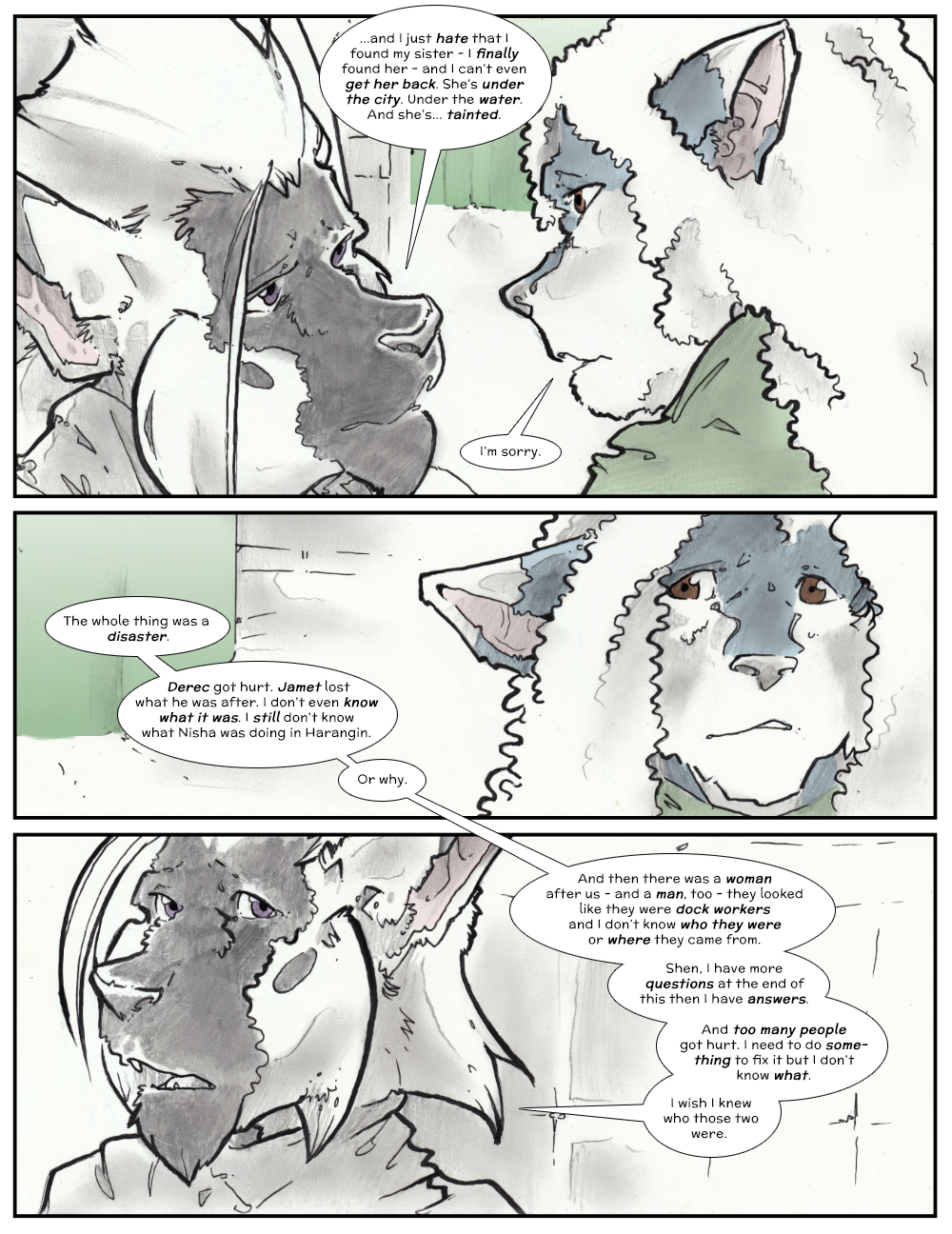Chapter Three: Jamet's Story: Page 244