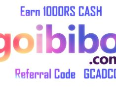 Earn Free 1000 Rs. Gocash From Goibibo Android App 2015