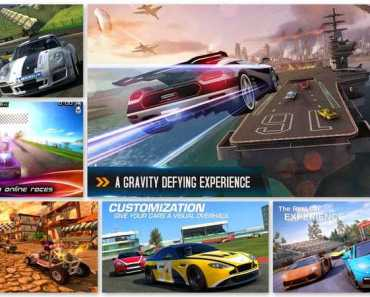 Best Top 5 Free Popular Car Racing Games for Android Mobiles