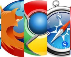 browsers shortcuts