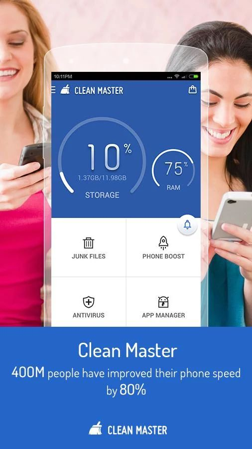 Clean Master for Android Mobile