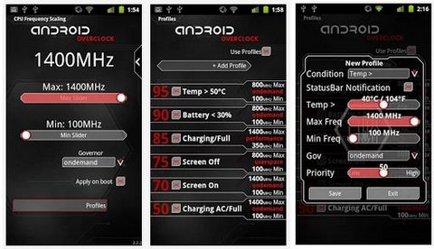 android-overclock