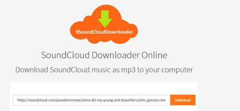 soundcloud download url