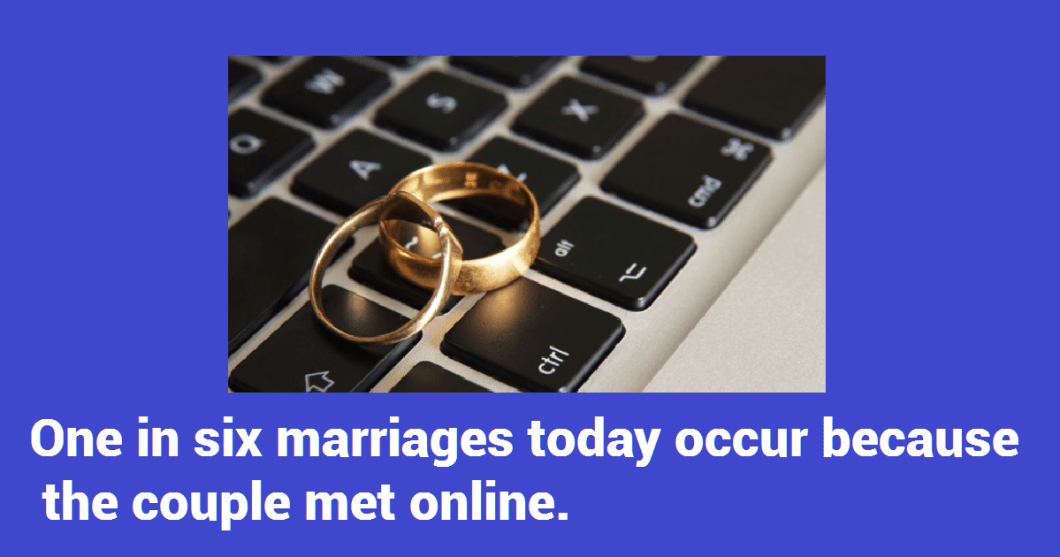Marriages on Internet