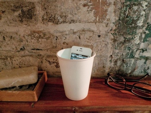 Amplify Your Mobile Phone Volume from Paper Cup