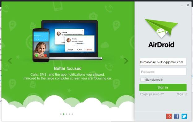 Airdroid Software