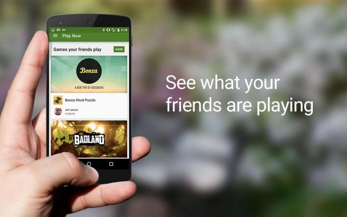 Google Play Games for Android Games