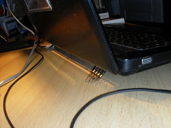 Forks Under Laptop Save Your Laptop from Overheating