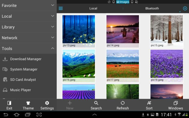 Manage Your Files with ES File Explorer Android App
