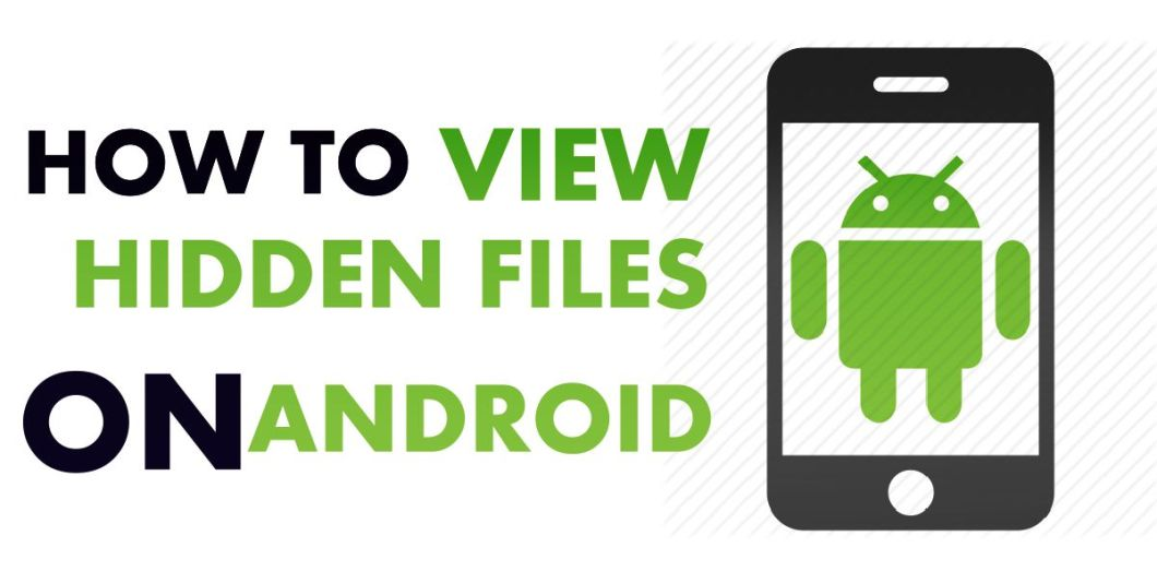How to View Hidden Files and Folders on Android Mobiles