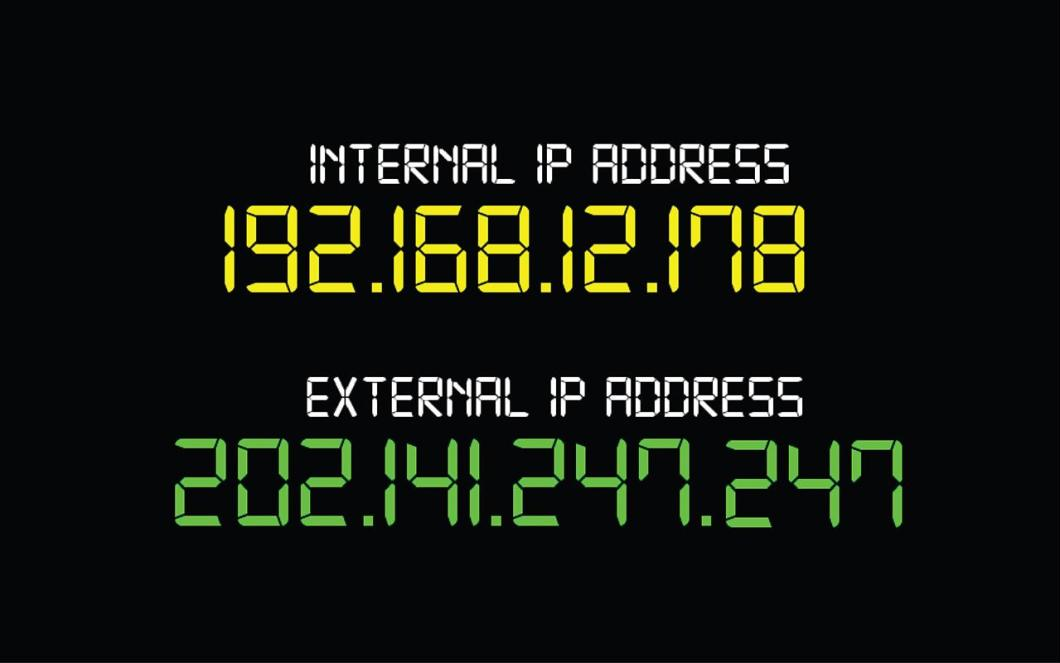 Hide IP Address in Computer and Mobile