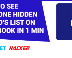 How To See Someone's Hidden Friend's List On Facebook in 1 Min