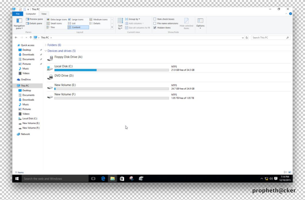 Create 2TB Virtual Disk in Window 10