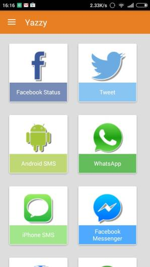 Create Fake Whatsapp Conversation in Android Phone