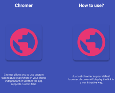 Chromer Must Have App for Open In-App Url's Directly in Google Chrome