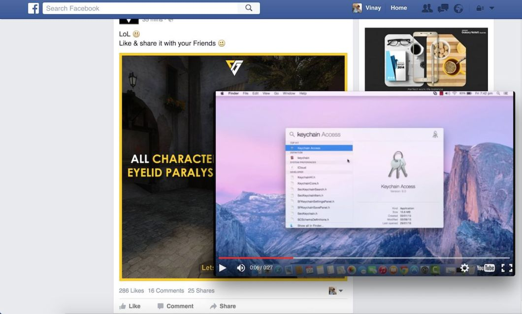 How to Watch YouTube Videos While Browsing in Chrome