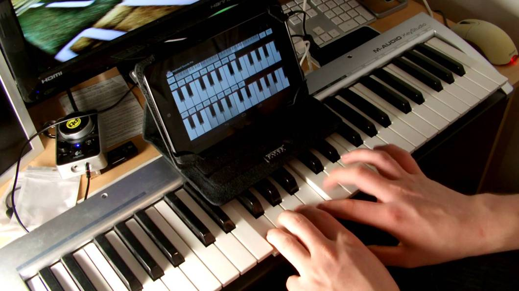 Connect Midi Keyboard with Android Mobile over USB OTG