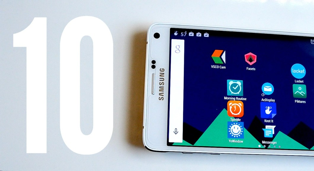 Top 10 Best Android App for April 2016
