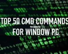 Top 50 Command Prompt Commands That Every Windows User Should Know