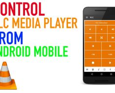 Control VLC from Android Mobile