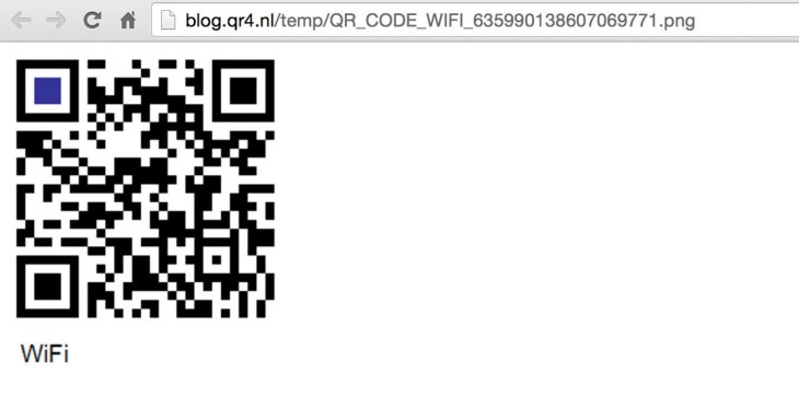 Saved QR Code in your Mobile and Computer from QR Code Generator Websites