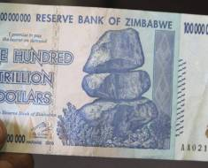 How Big is Trillion Dollars