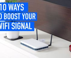 10 Simple Ways to Boost Your Wi-Fi Signal in Home