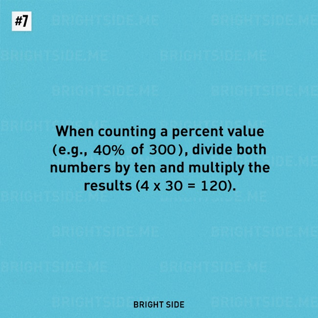 Finding the percentage of a number