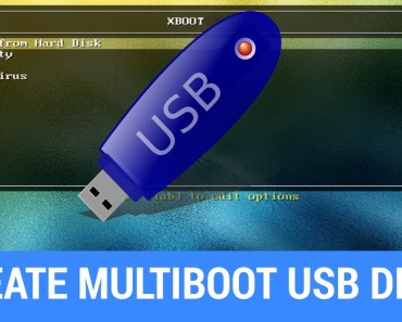How To Put Multiple ISO Files In One Bootable USB Disk | Create Multiboot USB