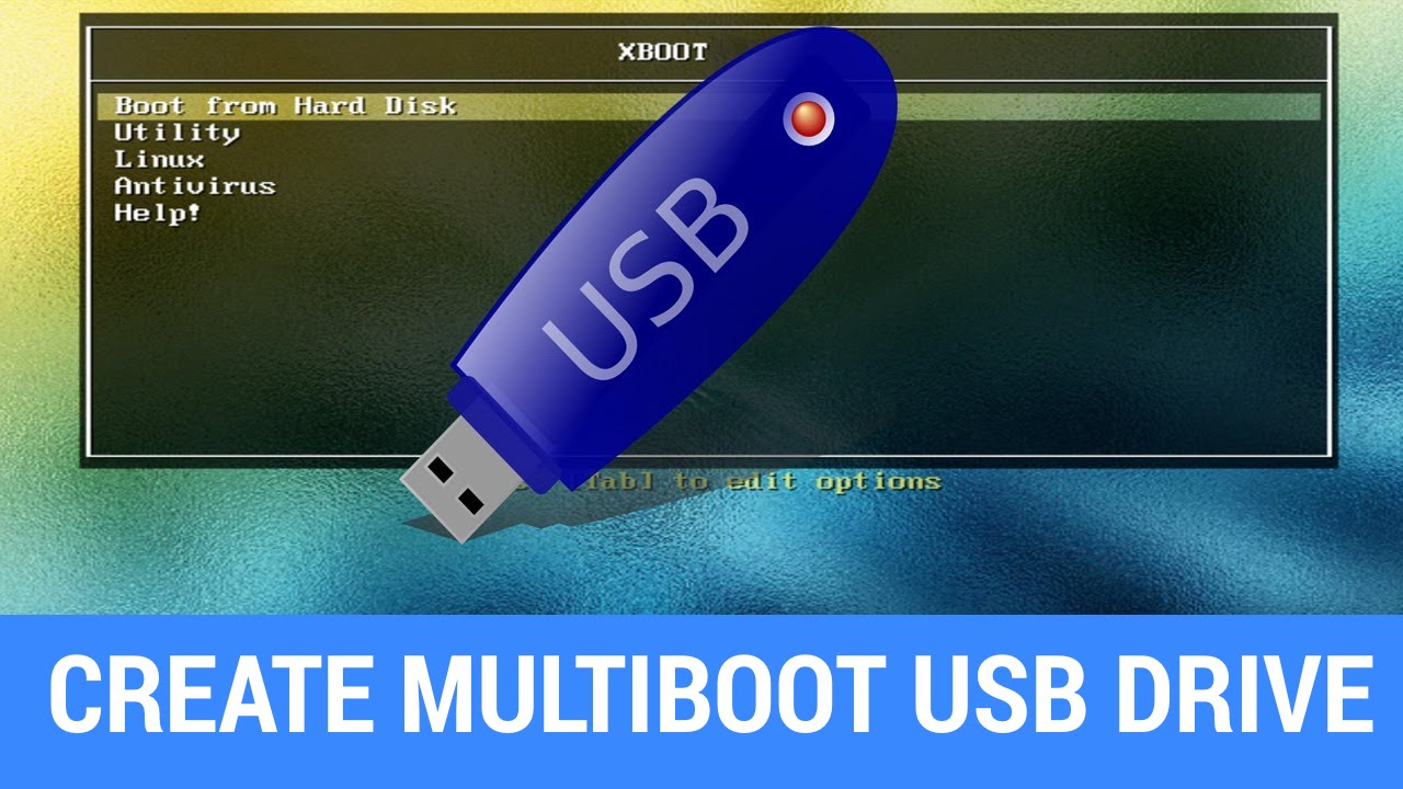 bootable usb creator from iso file