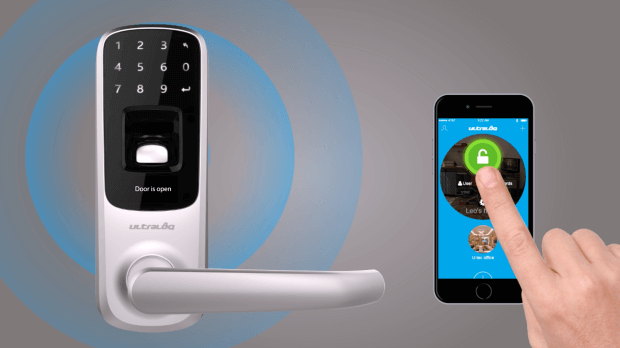 Ultraloq Smart Lock -  Simplify your safety