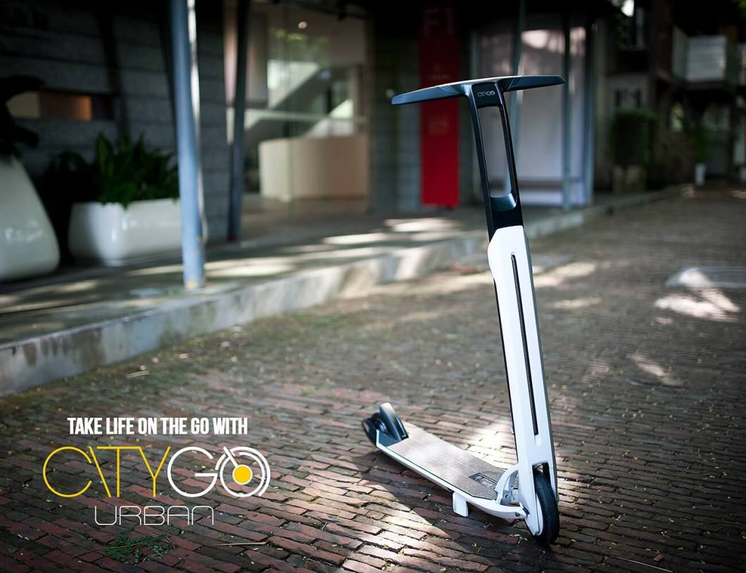 CityGo Urban - Changing your Urban Commute Forever