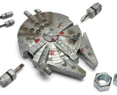 Star Wars Millennium Falcon Multi-Tool Kit