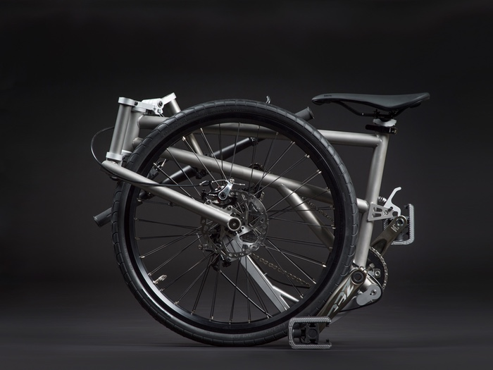 Helix™ - The World's Best Folding Bike