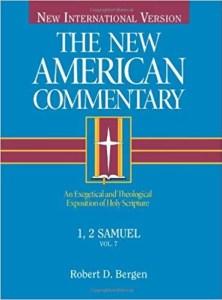 best commentary on 2 Samuel