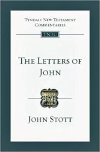 best commentaries on the book of 1 John, 2 John, 3 John