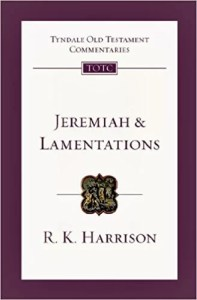 best commentaries on the book of Lamentations