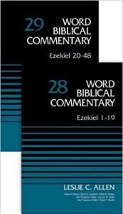 best commentaries on the book of Ezekiel