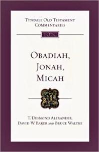 best commentary on Jonah