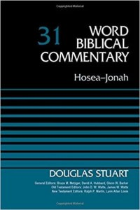 best commentaries on the book of Jonah