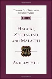 best commentary on Zechariah, best commentary on Malachi