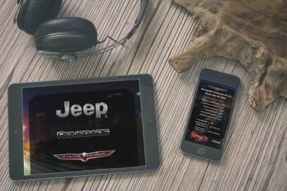 App Jeep Renegade