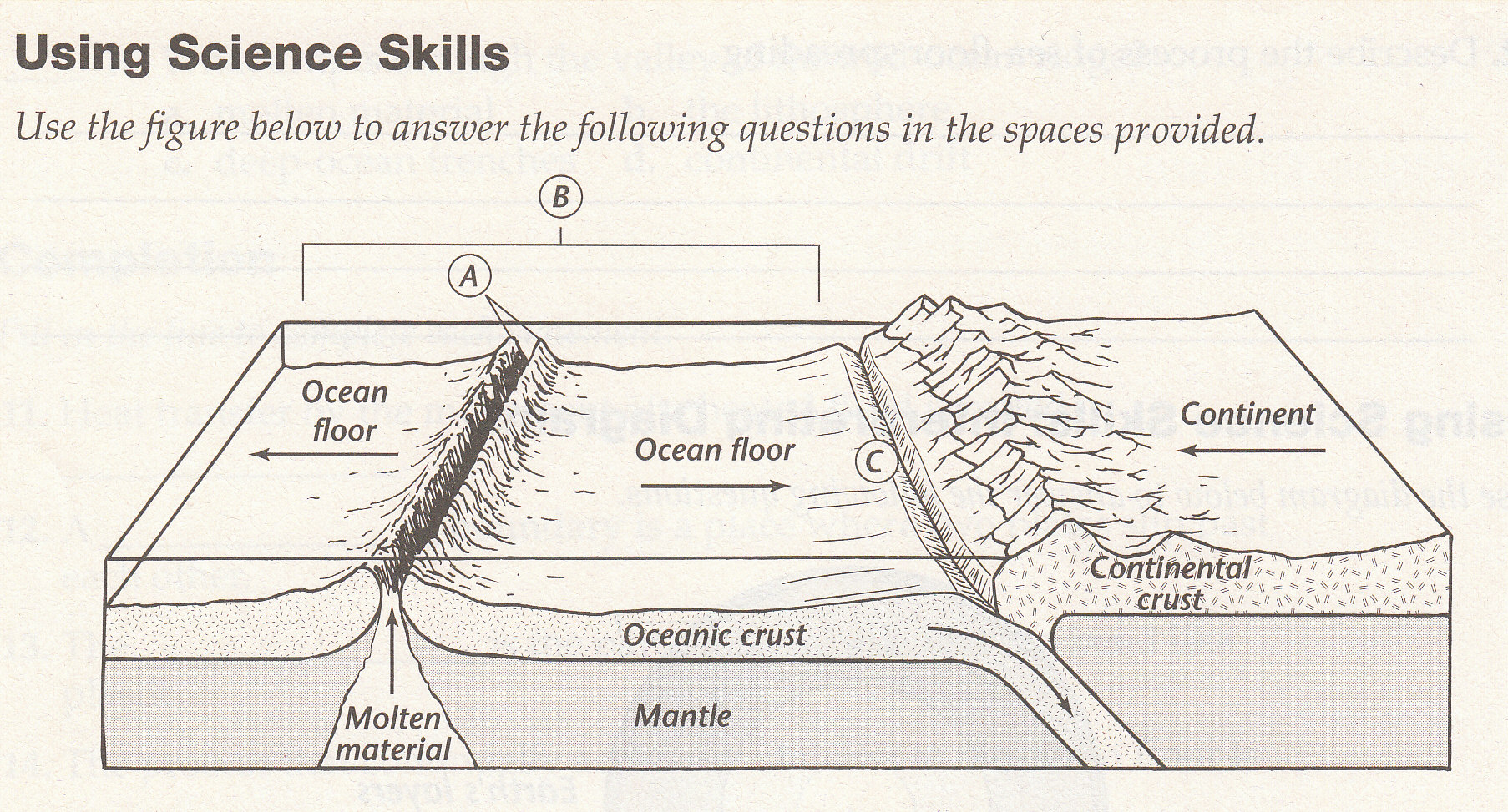 Plate Tectonics Quizzes Trivia Questions Amp Answers