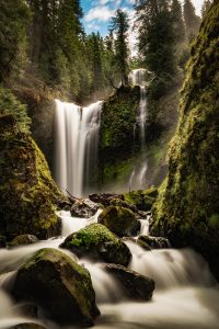 wasim muklashy Portland Oregon real estate photographer_falls creek falls_columbia river gorge